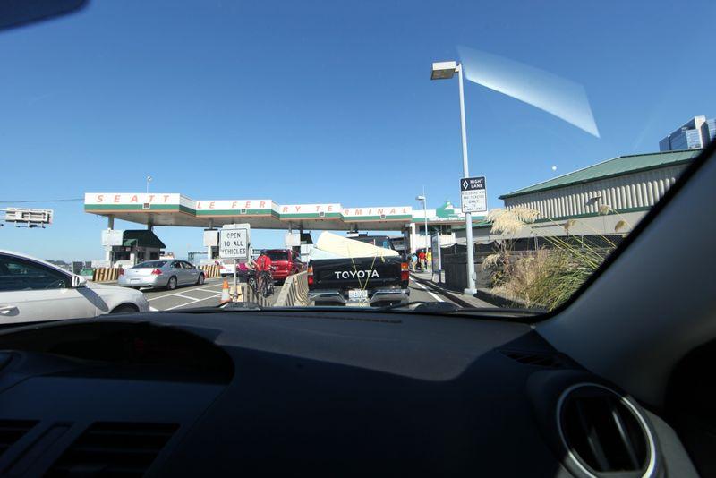 01 On the way to Bainbridge Island
