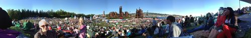 July 4th Gasworks Park Pano